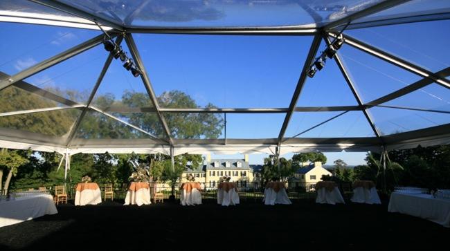 Skyline Tent 40x60 2