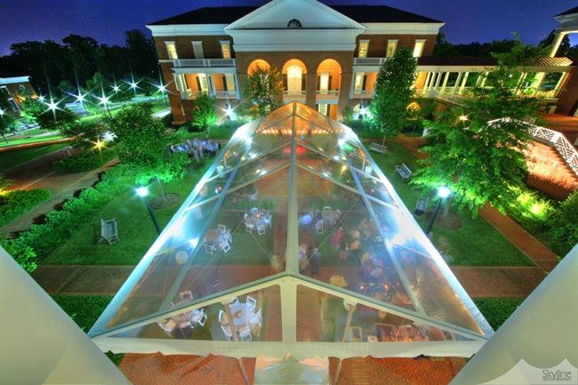 Abbott Hall Courtyard